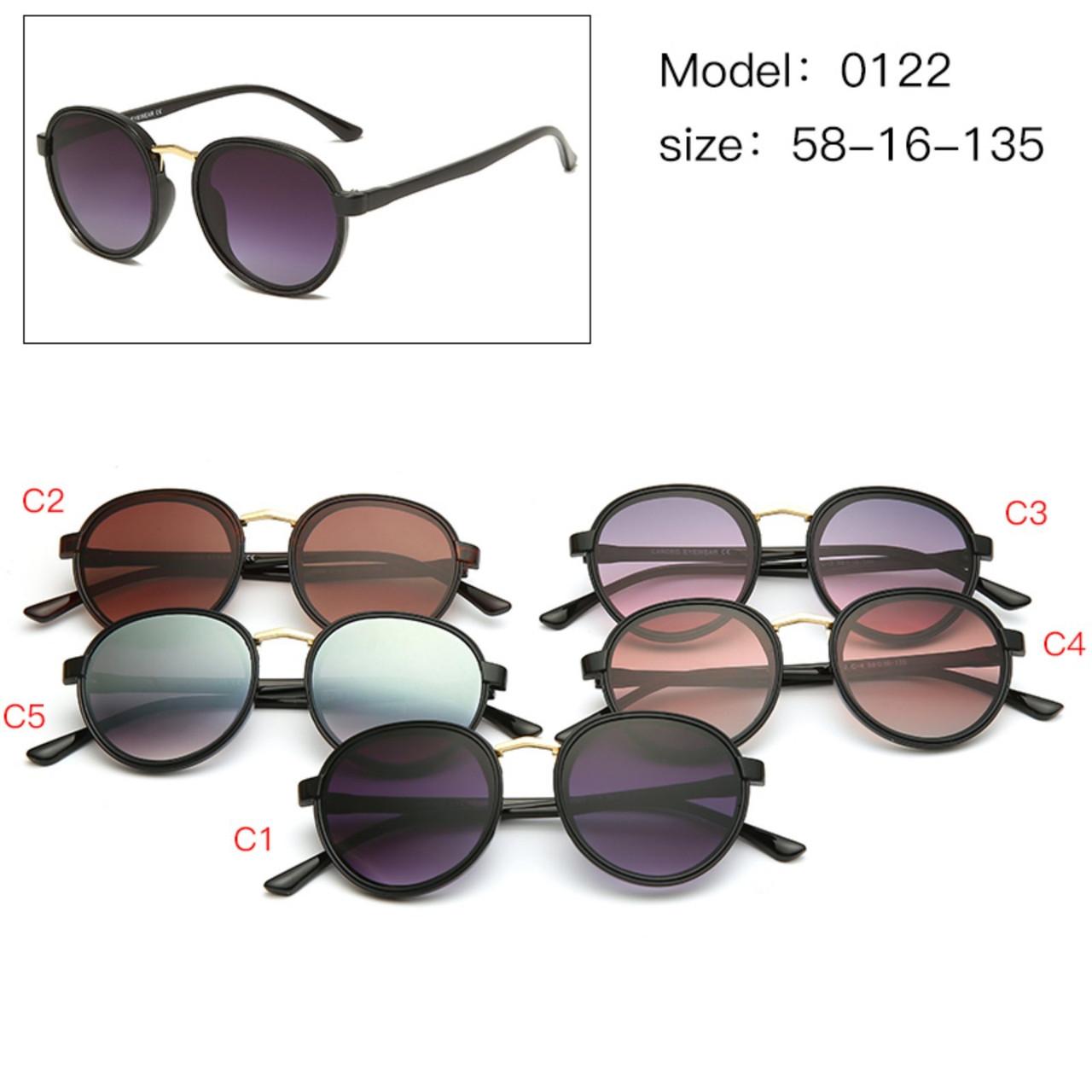 """Солнцезащитные очки женские 0122 """"Popito"""" LM-801"""