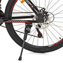 Гірський Велосипед 26 Д. G26ENERGY A26.1 чорно-червоний, фото 3