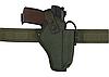 Кобура поясная для АПС (Автоматический пистолет Стечкина) с чехлом под магазин (CORDURA 1000D, олива), фото 4