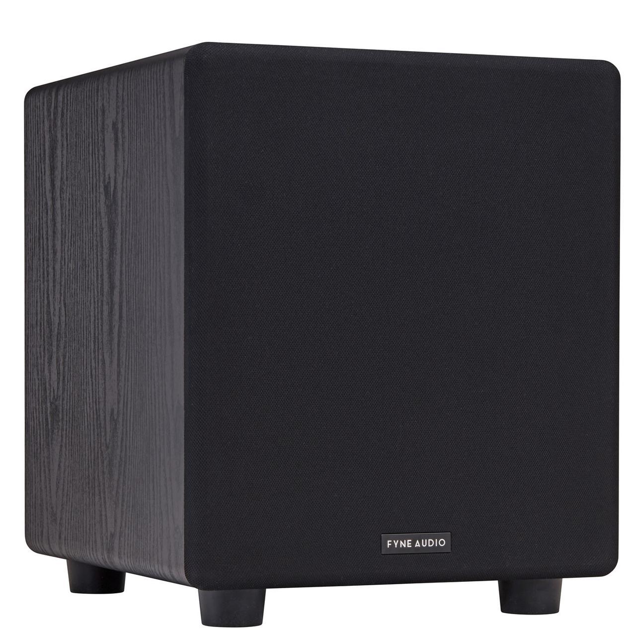 Активный сабвуфер Fyne Audio F3.10 SUB Black Ash