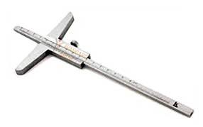 Глубиномер механический 0-200 мм (0.02)