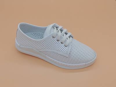 Белые кеды кроссовки. Маленькие размеры ( 34 - 35 ). Турция.
