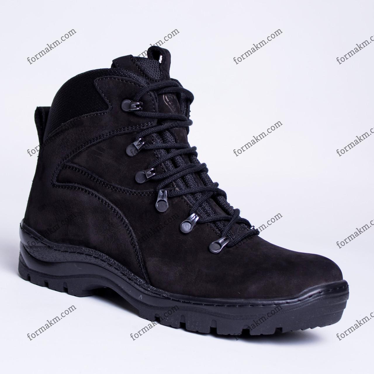 Тактические Ботинки, Полуботинки Зимние Desert Black