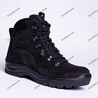 Тактические Ботинки, Полуботинки Зимние Desert Black, фото 1