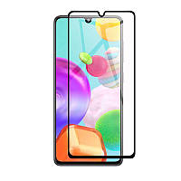 Защитное стекло Nillkin Amazing CP+ PRO Full Glue для Samsung Galaxy M21 (2020) M215 Black (0.33 mm)