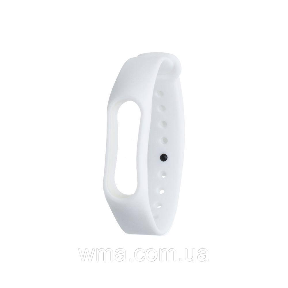 Ремешок Xiaomi Mi Band 2 Original Design Цвет Белый