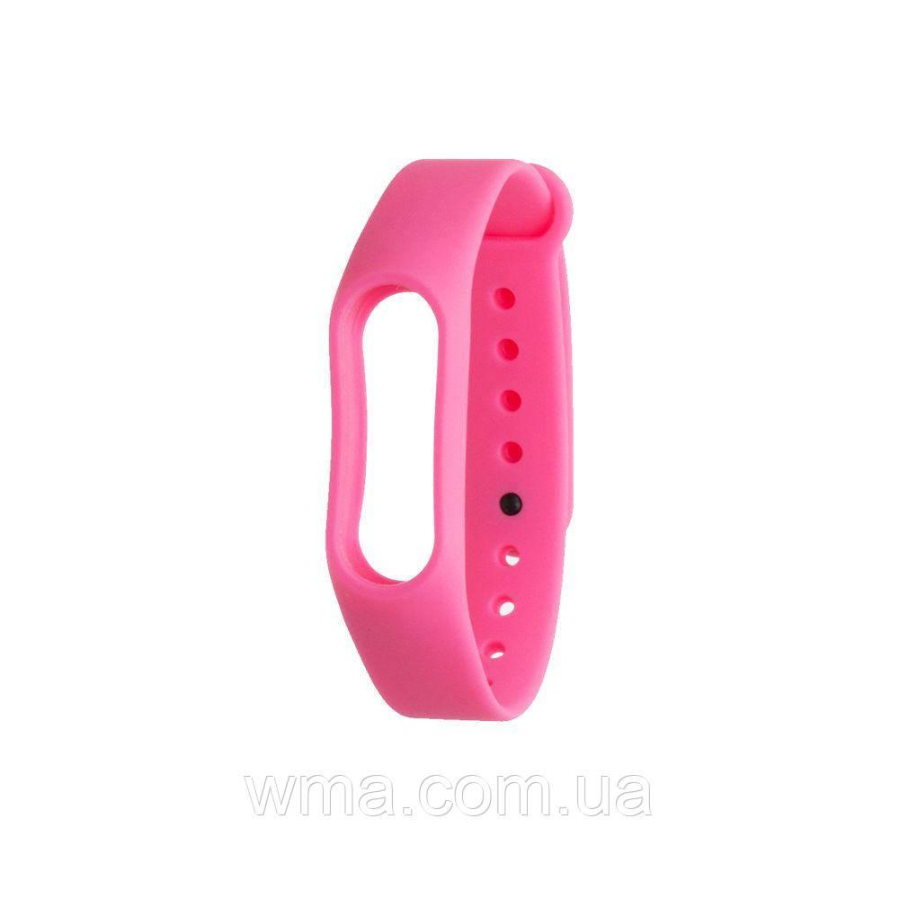 Ремешок Xiaomi Mi Band 2 Original Design Цвет Розовый