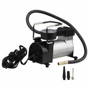 Автомобильный компрессор AIR COMRPRESSOR SINGLE BAR GAS PUMP