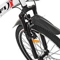 Горный Велосипед 26 Д. G26GAMBLER S26MIX белый, фото 3