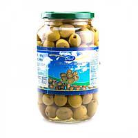 Оливки зеленые без косточки Dripol 1 кг
