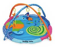 Детский развивающий коврик Морской конек
