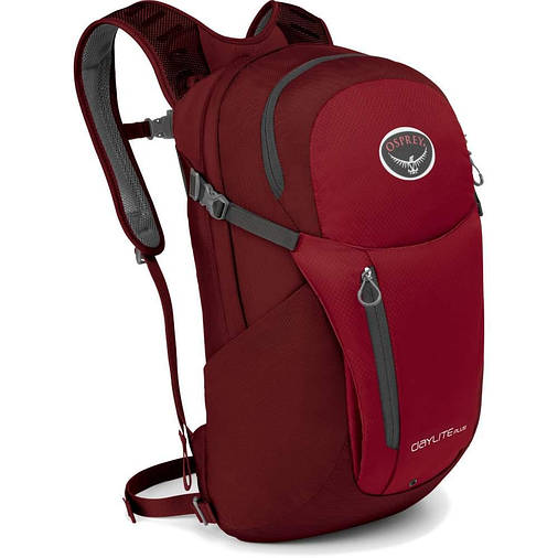 Рюкзак Osprey Daylite Plus 20 Real Red, фото 2