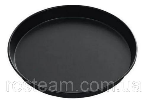 Форма для пиццы металл 30см, h-25 мм Stalgast 560301