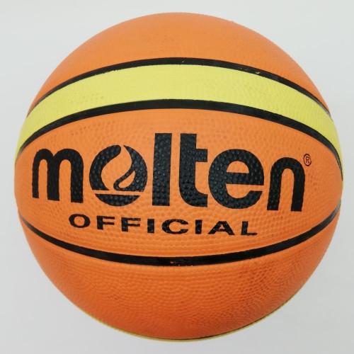 Мяч баскетбольний №5 MOLTEN GR5-LH гумовий