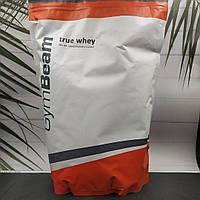 GymBeam True Whey 1 kg, протеин концентрат сывороточный, фото 1