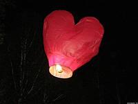 Небесные фонарики сердца подарок на 14 февраля, фото 1