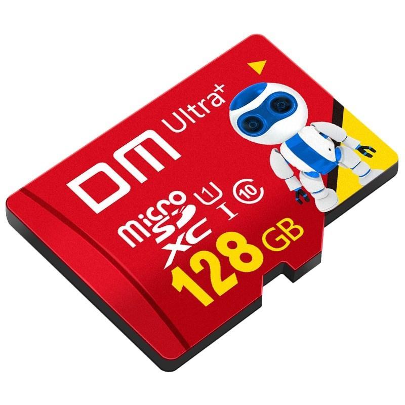 Карта памяти 128 Гб microSDXC 128GB Class 10 (micro SD) USH-1 DM Ultra+