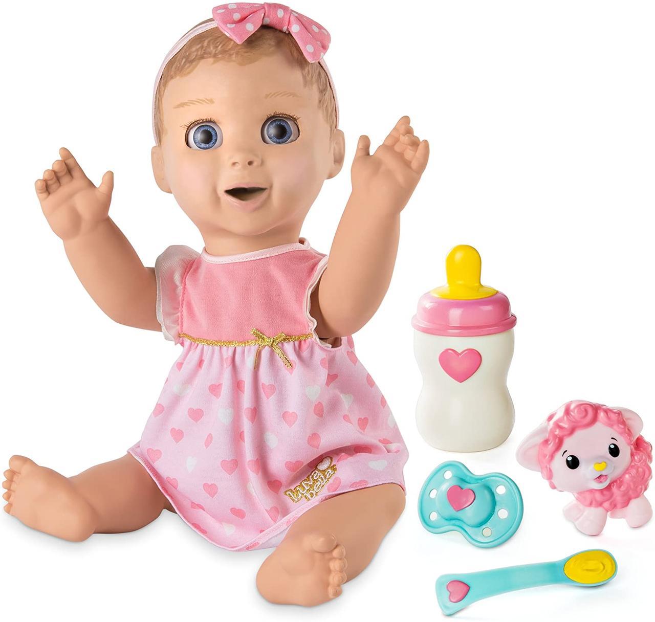 Інтерактивна лялька Лувабелла Блондинка Luvabella Blonde