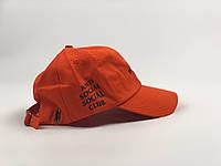 Кепка бейсболка Anti Social Social Club Paranoid ASSC (оранжевая)