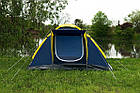 Палатка туристична Presto Monodome 4 клеєні шви, 3000 мм намет, фото 4
