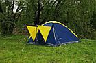 Палатка туристична Presto Monodome 4 клеєні шви, 3000 мм намет, фото 7