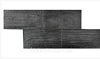 """Полиуретановый штамп """"Доска"""" для настенной и напольной печати по бетону и штукатурке 570*240 мм"""