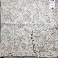 "Льняное банное полотенце ""Море"" (60 на 105 см), фото 1"