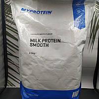Myprotein Milk Protein Smooth 2.5kg , молочный протеин, фото 1