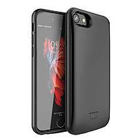 Чехол-аккумулятор XON PowerCase XE для iPhone 6/6S/7/8 4000 mAh Black