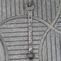 Ключ рожково-накидний 14 мм