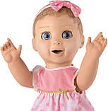Інтерактивна лялька Лувабелла Блондинка Luvabella Blonde, фото 5