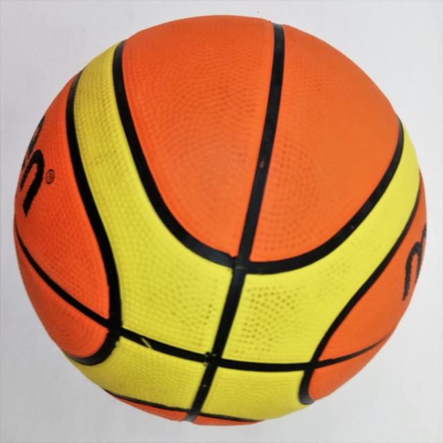 Мяч баскетбольний №5 гумовий