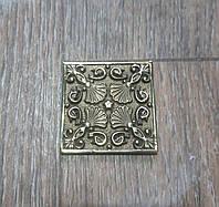 Декоративные вставки из латуни и бронзы