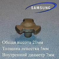 """Куплер """"DE67-00182A"""" для тарелки микроволновой печи Samsung"""