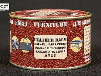Крем - бальзам для мебели из гладкой кожи Avel Baume Cuir Renovateur, 300 мл, бесцветный (4013)