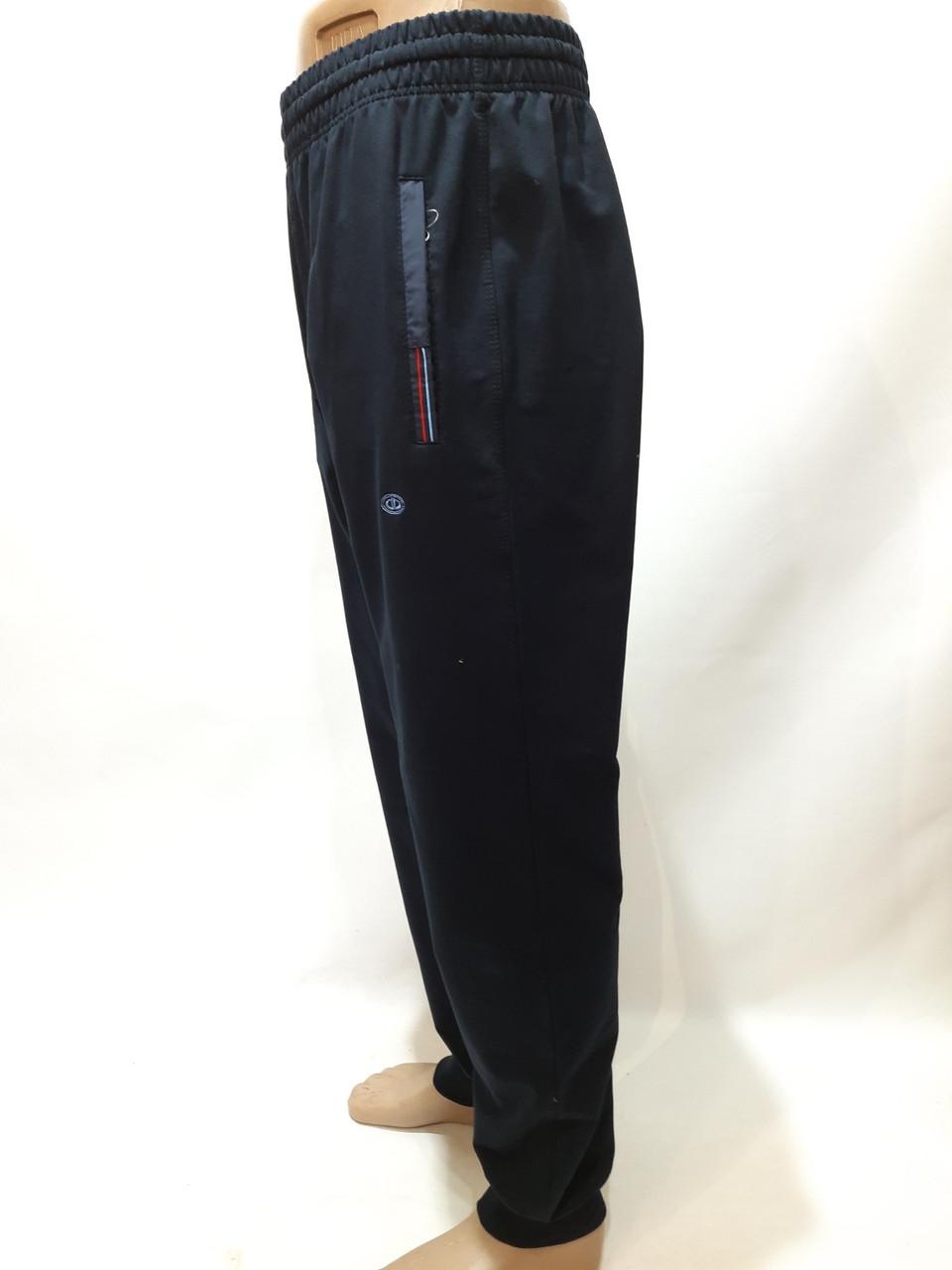 ХЛ,р. Спортивные штаны под манжет Billcee темно-синие отличного качества Последние остались