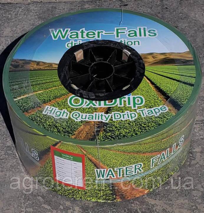 Капельная лента (Waterfall Drip) Oxidrip 8 mil -10 -1.4 (500м)