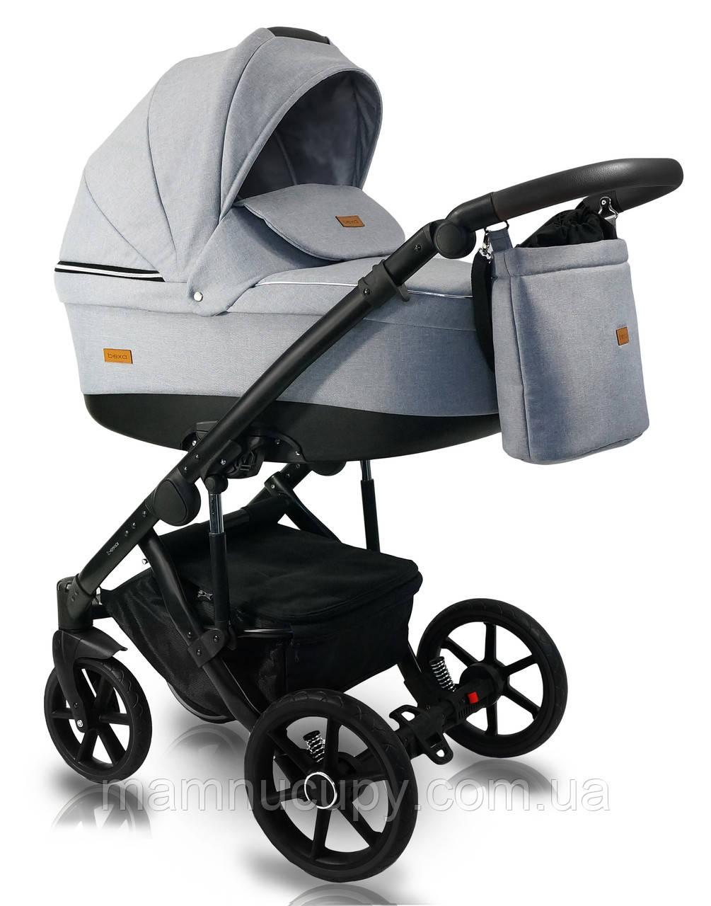 Детская универсальная детская коляска 2 в 1 Bexa Ultra 2.0 Ult6 (бекса ультра 2.0)