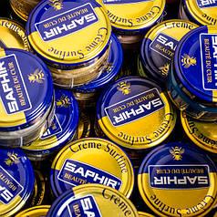 Увлажняющий крем для обуви Saphir Creme Surfine