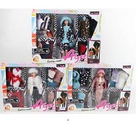 Кукла 32см с аксессуарами, 3 вида