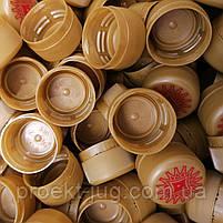 Крышка, пробка на пластиковую бутылку(цвет уточняйте) 1000 шт, фото 3