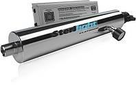 Промышленная ультрафиолетовая установка SC-740  6,8м3/час  Viqua, (R-Can), Канада