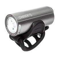 Передній ліхтар ONRIDE Cub USB Silver