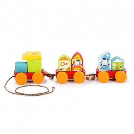 """Іграшка Поїзд """"Казковий"""", фото 2"""