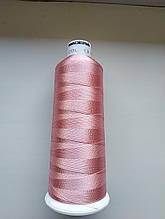 Нитки для  вышивки   Madeira Classic №12.  цвет 1315 ( РОЗОВЫЙ ).   2000 м