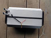 Дополнительный обогреватель салона автомобиля 12 вольт 2-х моторный, фото 1
