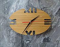 """Авторские часы """" Римский овал 1"""""""