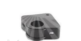 Корпус вухо підшипника мотовила d=35mm Massey Ferguson D28680117 D28680117