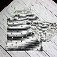 Детский комплект  нижнего белья для девочки 4\5 Donella