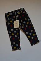 Стильнячі штанятка в горошок  для дівчинки To be too 6-12 місяців.